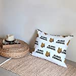 Personalized Pillow Case Alano Espanol Dog Breed Style A Polyester Pillow Cover 20INx28IN Design Only Set of 2 12