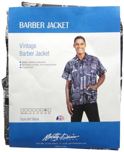 Betty Dain Vintage Barber Jacket product image