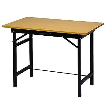 Easy Tools Mesa banco de trabajo Plegable 100 cm Estante de madera ...
