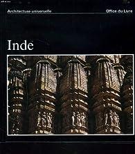 Inde: bouddhique, hindoue et jaina par Andreas Volwahsen