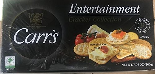 Carr's Entertainment Cracker Collection, 7.05 (Entertainment Crackers)