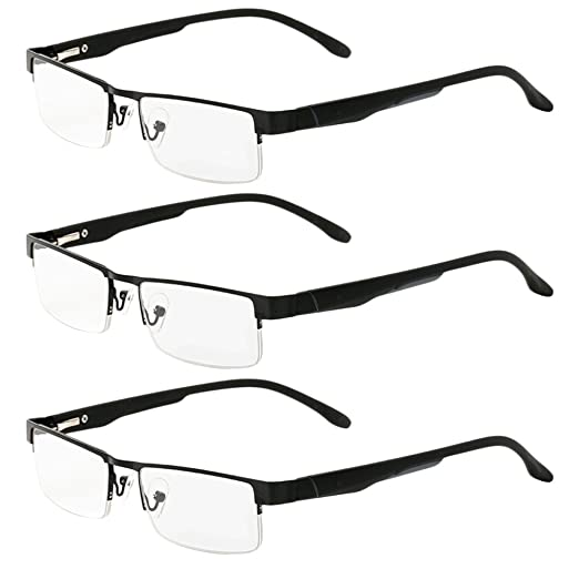 da644895b932 Office Supplies Office Products SightPros Reading Glasses - Cheaters - Set  of 5 Readers for men and women ...