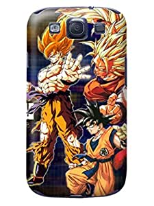 OtterBox Dragonball Evolution fashionable New Style Series Case for Samsung galaxy s3 - Retail Packaging