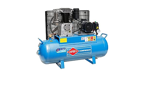Compresor 3 CV)/100 litros/15 Bar Tipo K100 - 450 36512 N: Amazon.es: Bricolaje y herramientas