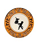 Bethany Lowe Trick or Treat Appetizer Plate
