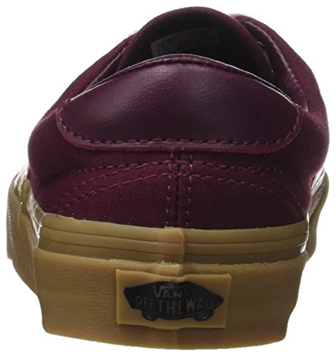 Vans Gum Rot Gum Royale Gum Port Sneaker Light Unisex Canvas Era Erwachsene Canvas 59 grRgSq