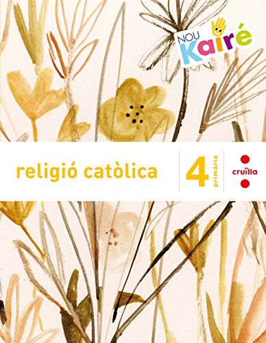 Religió catòlica. 4 Primària. Nou Kairé - 9788466140355