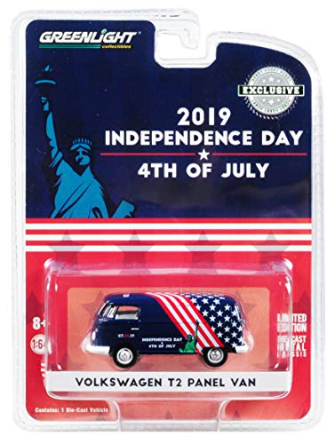Volkswagen T2 Panel Van 4th of July, Independence Day 2019