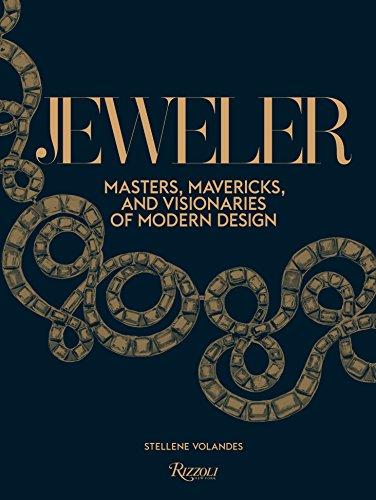 Jeweler: Masters, Mavericks, and Visionaries of Modern Design (Table Coffee Elena)