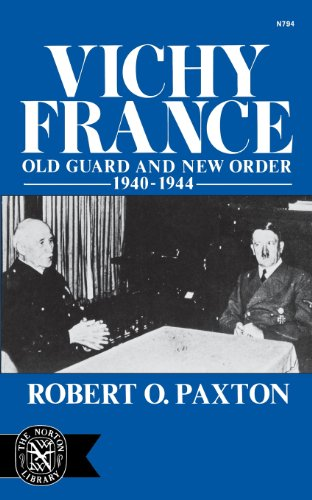 Vichy France (The Norton Library)