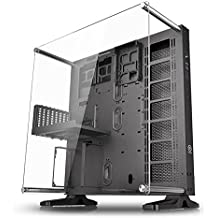 Thermaltake Core P5 Black Edition ATX Open Frame Panoramic Viewing Tt LCS Certified Gaming Computer Case CA-1E7-00M1WN-00