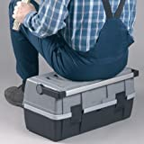 Allit 457010 Professional tool case''McPlus Alu 18'', Anthracite/Black