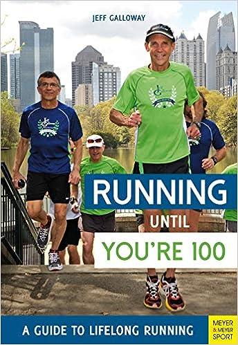 Jeff Galloway Book On Running