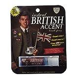 british accent fast - Blue Q Gag Gift Intant British Accent Breath Spray by Blue Q