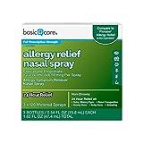 Basic Care Allergy Relief Nasal...