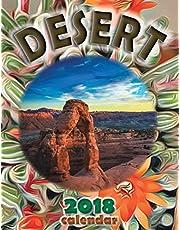 Desert 2018 Calendar