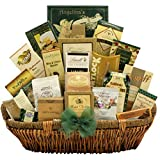 GreatArrivals Gallant Affair Gourmet Thank You Gift Basket, 10 Pound