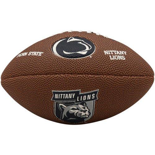 Wilson NCAA Penn State Nittany Lions Team Football, Mini, Brown