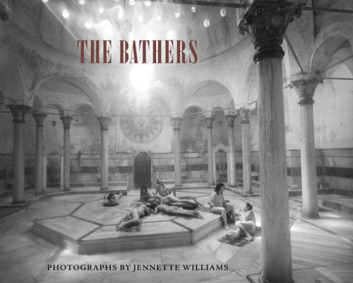 Jennette Williams's stunning platinum prints of women bathers in Budapest and Istanbul take us inside spaces intimate and public, austere and sensuous, filled with water, steam, tile, stone, ethereal sunlight, and earthly flesh. Over a period of e...