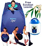 Personal Steam Sauna SPA Portable Therapeutic Weight Loss Full Body 11083xl