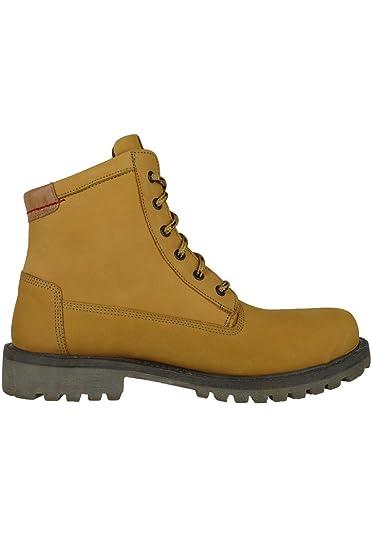 c4c38871c30a Levi Chaussures Savage brun foncé brun Bottines 220905-872, LeviŽs Schuhe  Herren 44  Amazon.fr  Chaussures et Sacs