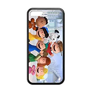 MEIMEISVF Happy snoopy family Phone case for iphone 6 plus 5.5 inchMEIMEI