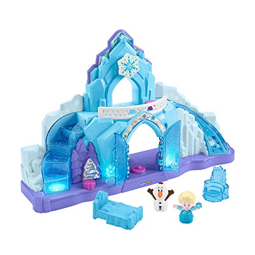 Disney Frozen Elsa's Ice Palace by Little People Now $29.99