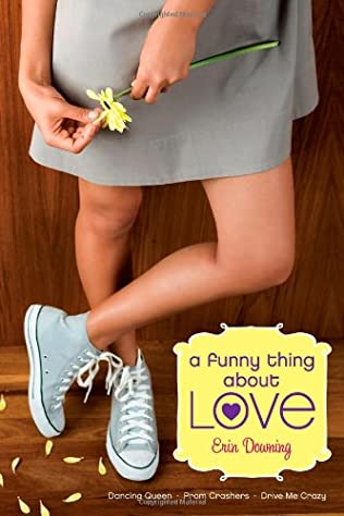 book cover of A Funny Thing About Love
