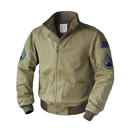 WWII US Army Vintage M41 Brad Pitt Tanker Fury Jacket 36 - Tanker Us Army
