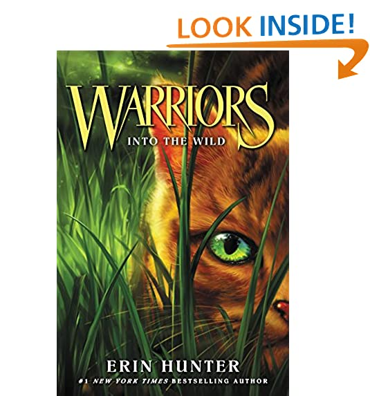 Book Trailer For Warriors Into The Wild: Warriors Cats: Amazon.com