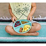 Hippypotamus Toddler Plates with Suction - Baby