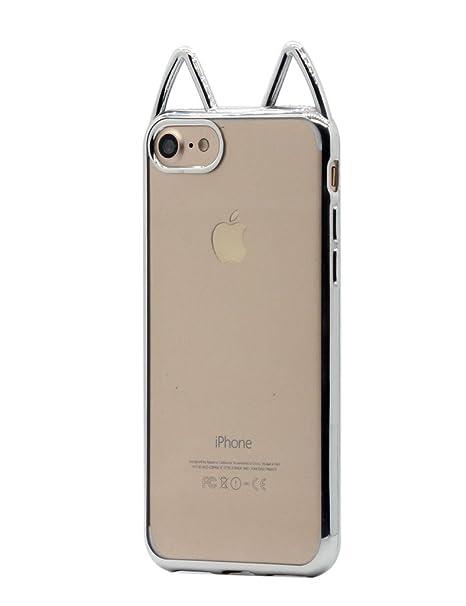 coque iphone 6 silicone oreille