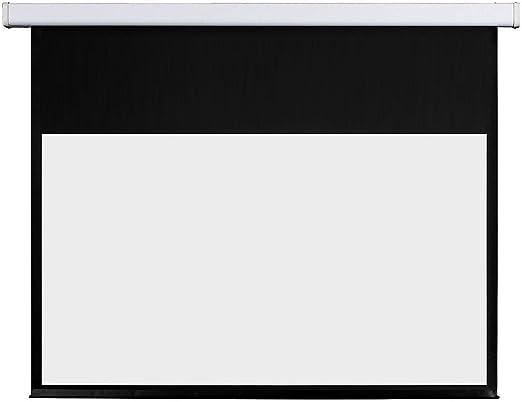 Pantalla de proyección Electrica Globalscreen 16:9 150