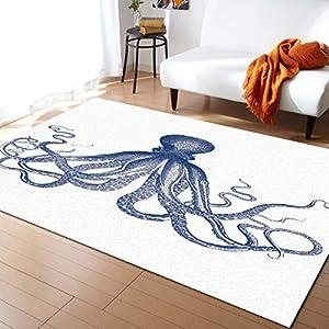 51z%2B%2B76eICL._SS300_ Best Octopus Area Rugs
