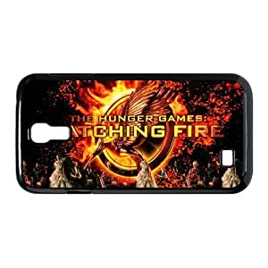 Perfect Arts Hot Movie The Hunger Games May The Odds Be Ever In Your Favor Samsung Galaxy S4 I9500 Best Rubber+PVC Cover Case