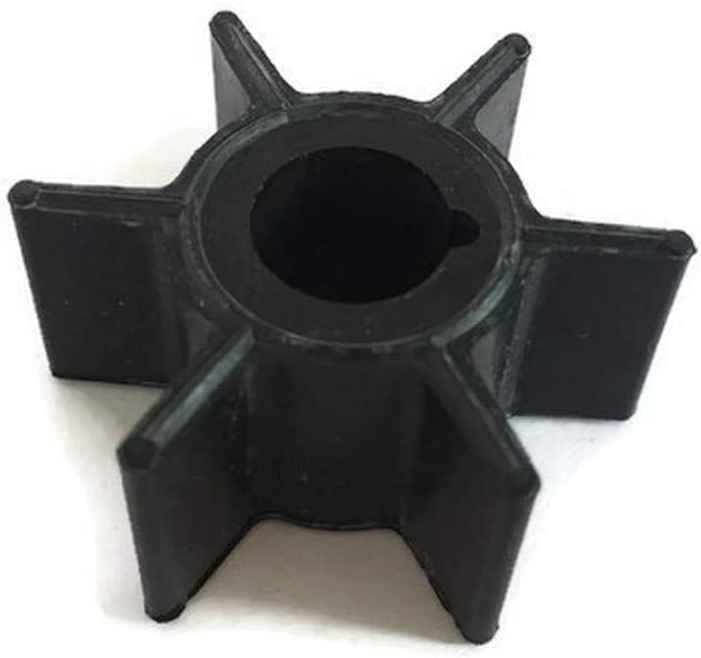 Boat Motor Water Pump Impeller 3B2-65021-1 3B2-65021-0 M 47-8037481 8037481 Sierra 18-8920 For Tohatsu Nissan Mercury Mercrusier Outboard 8HP 9.8HP F8-04000200 Engine