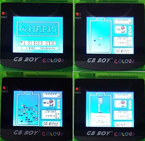 - 108 in 1 Game Boy COLOR GBC Multi Cart English Version Pokemon Mario Mega Man
