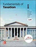 img - for MP Fundamentals of Taxation 2015 with TaxAct book / textbook / text book