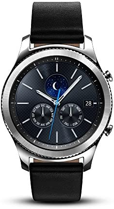 Samsung Gear S3 Classic Smartwatch Bluetooth , SM-R770NZSAXAR US Version with Warranty