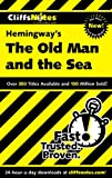 CliffsNotes on Hemingway's The Old Man and the Sea (Dummies Trade)