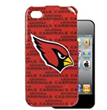 Arizona Cardinals Graphic Electronics Case for iPhone 4/4S – Licensed by Siskiyou