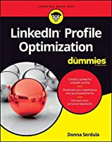 LinkedIn Profile Optimization For Dummies Front Cover