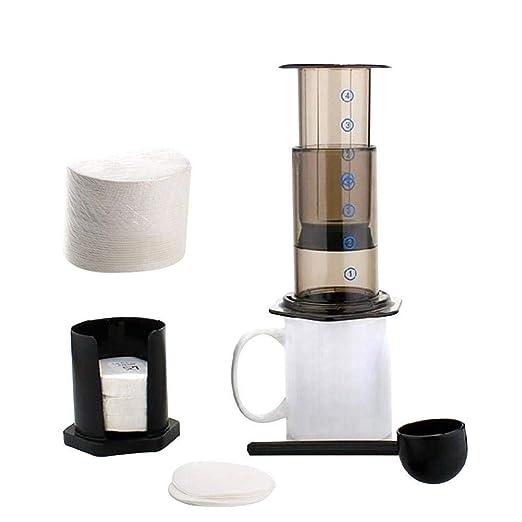 Zihuist Papel de Filtro de café, 350 PCS/Paquete Reemplazo de ...