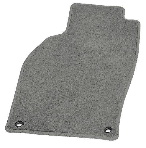 Nylon Carpet Coverking Custom Fit Rear Floor Mats for Select Chevrolet Suburban 2500 Models Charcoal