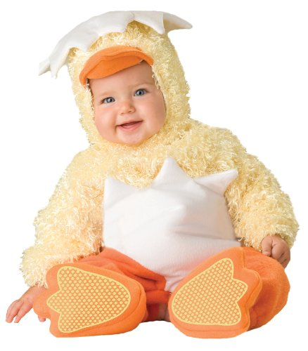 In Character Costumes - Lil Chickie Infant Costume -