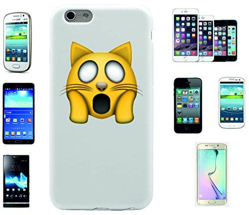 """Smartphone Case Apple IPhone 6+ Plus / 6S+ Plus """"Erschöpftes Katzengesicht"""", der wohl schönste Smartphone Schutz aller Zeiten."""