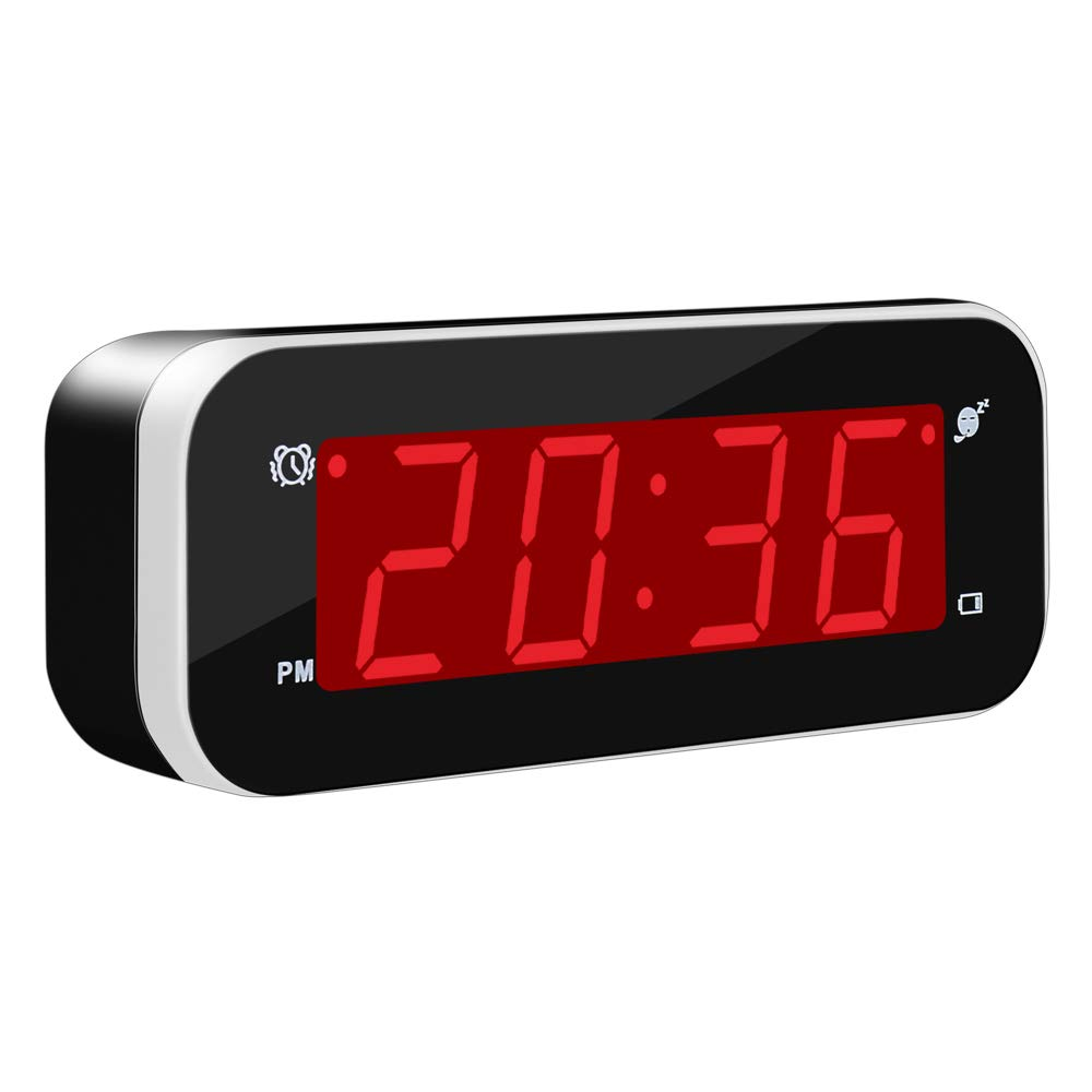 SUPLEDCK Day Clock with Temprature Battery Operated New batttey can be use for 1 Year for Child Teens Adult SUPERclock