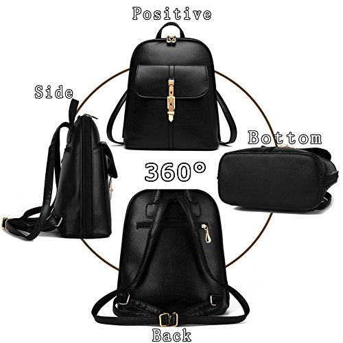 Retro Multipocket Trend Europe Multipurpose Leisure Shopper Bag High g Leather Arge And Backpack pu Pink Practical Shoulder Quality Fashion end High America Bags averil zqHB1