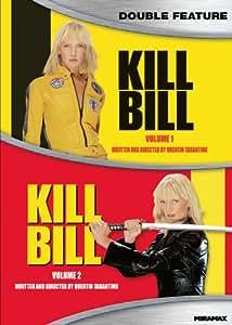 Kill Bill Vol. 1/ Kill Bill Vol. 2 - Double Feature [DVD]