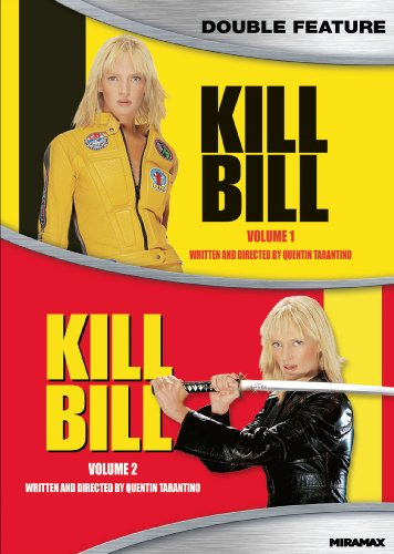 Kill Bill Vol. 1/ Kill Bill Vol. 2 - Double Feature (Vol 1 Dvd)